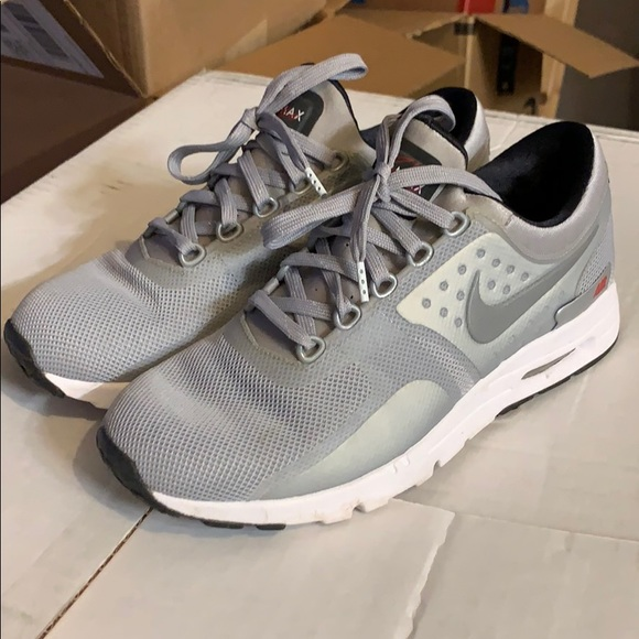 Nike Air Max Zero Qs Silver Bullet